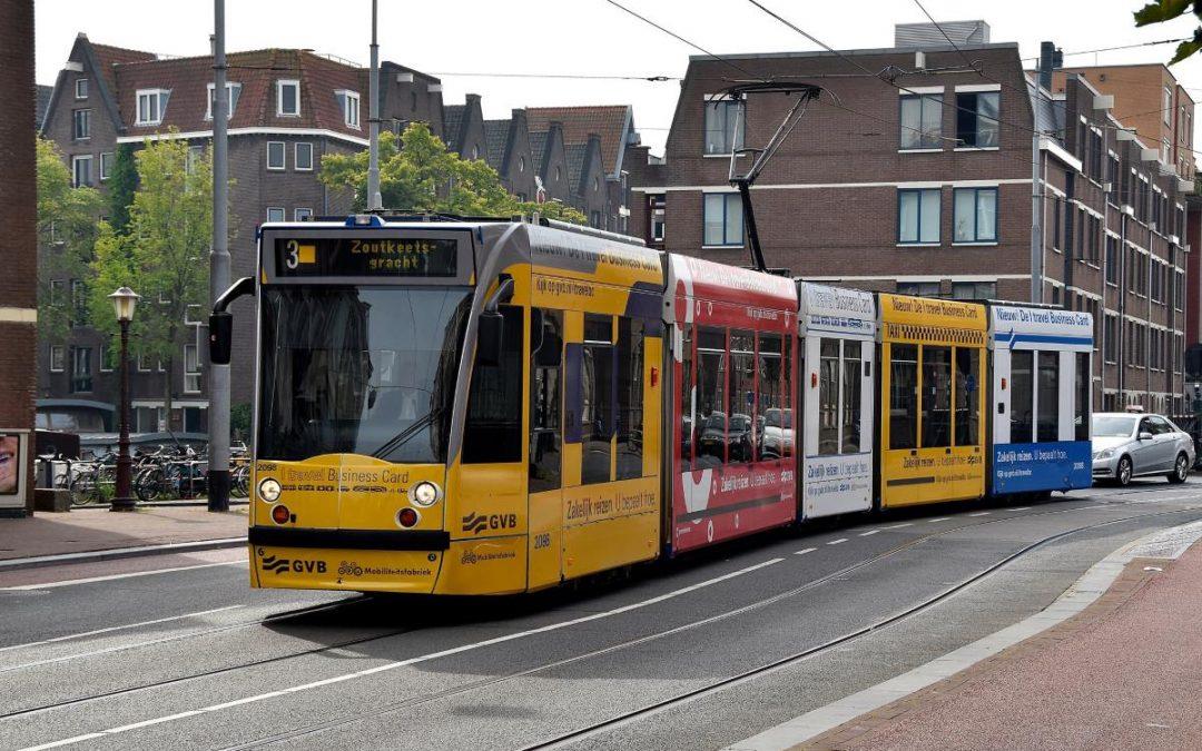 Lijn 3 Amsterdam - bron afbeelding: flickr.com faceme